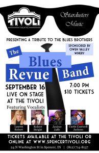 bluerevue-poster